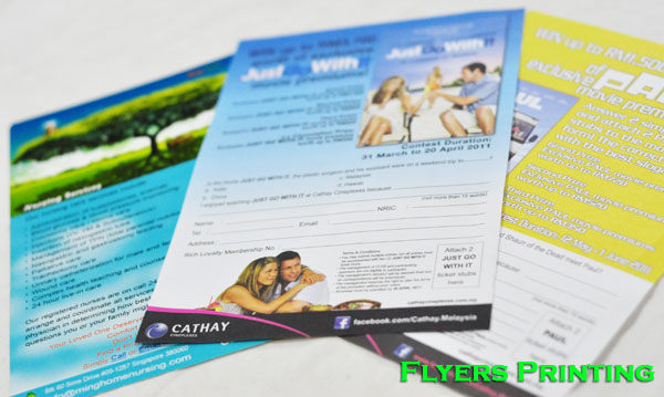 Flyers | Malaysia Printing | Fast and Quality Print